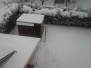 Zahradnictví pod sněhem